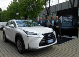 Le million pour Lexus !