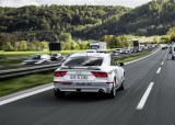 Digital Motorway Test Bed : premier bilan pour Audi