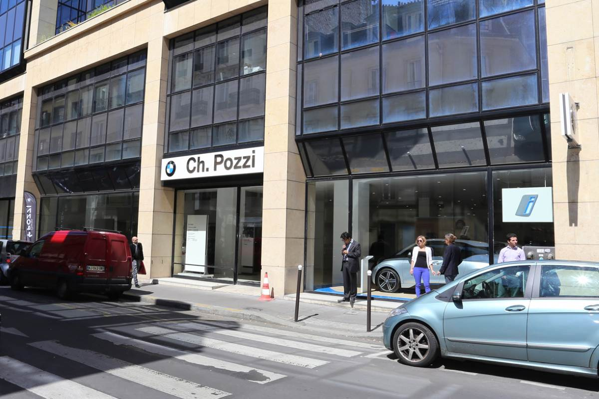 Horizon va reprendre les sites BMW et Mini de Ch. Pozzi