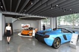 Le groupe LS ouvrira son showroom McLaren en octobre