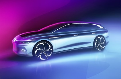Volkswagen ID. Space Vizzion, future berline électrique