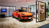 Porsche lance ses pop-up store modulables
