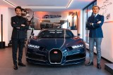 LS Group ouvre son showroom Bugatti