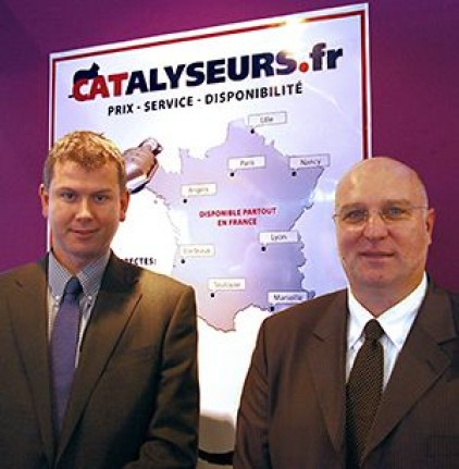 EEC, trublion de l'aftermarket en catalyseurs
