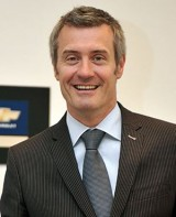 Thierry Gennetay, directeur marketing de Chevrolet